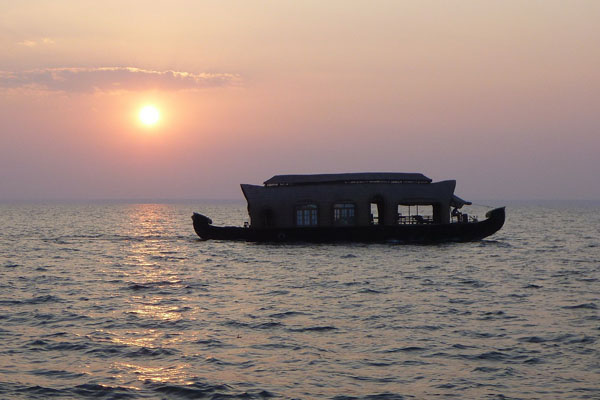 Day Cruise in Alleppey