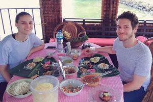 Houseboat Food